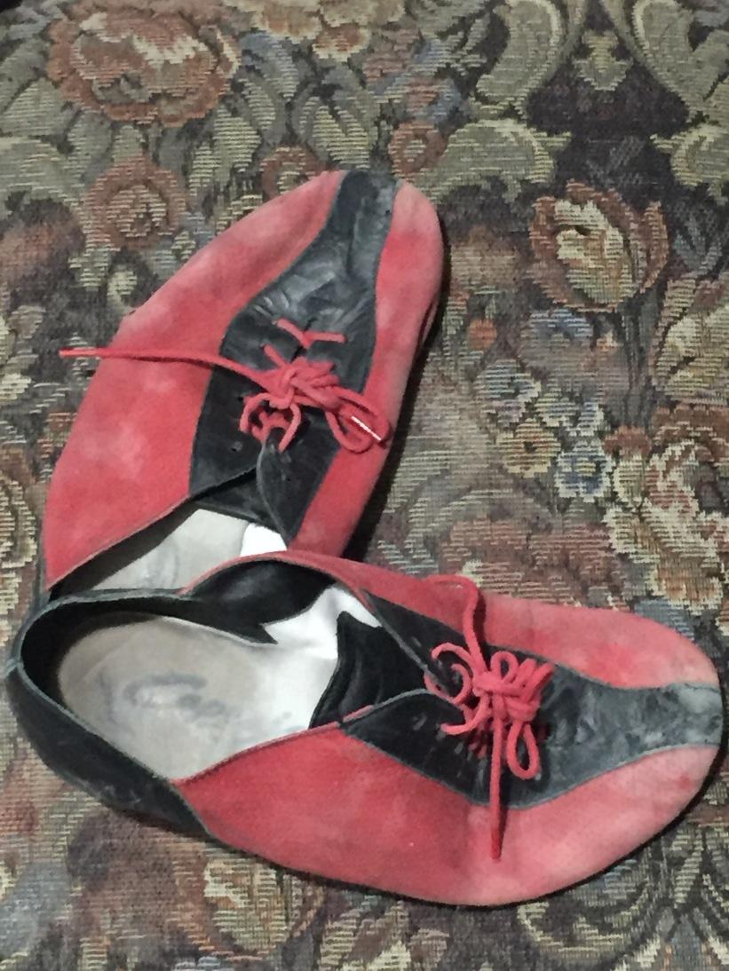 ohhhhhh the magical shoes