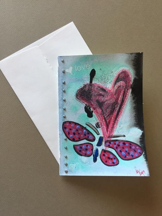 5x7 card